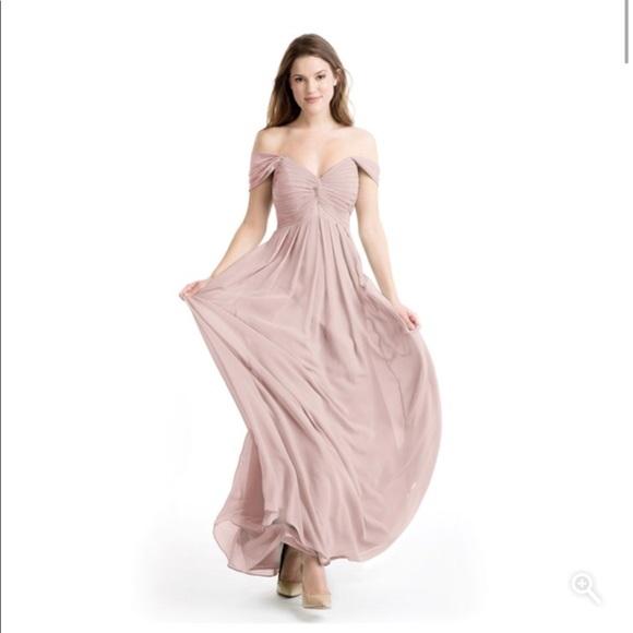 2cdeaa75184 Azazie Kaitlynn Bridesmaid Dress